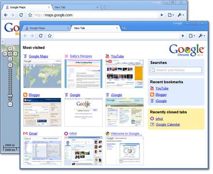 Google Chrome 1.0